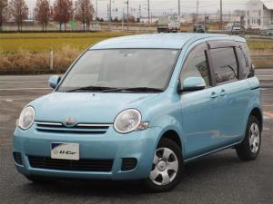 トヨタ シエンタ X ワンオーナー キーレス 乗車定員7人 3列シート ABS エアバッグ オートマ