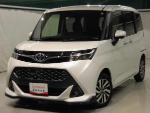 トヨタ タンク カスタムG S 衝突被害軽減システム 両側電動スライド スマートキー LEDヘッドランプ ETC
