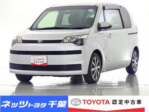 トヨタ スペイド G 禁煙車
