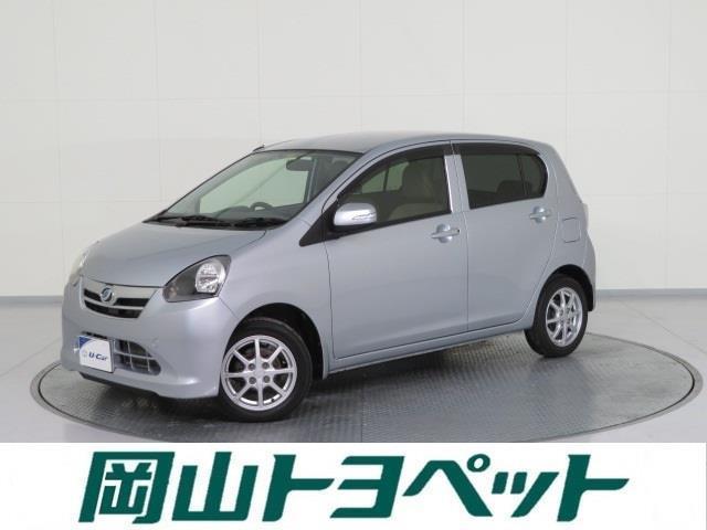 岡山トヨペット厳選U-Car!! トヨタ高品質Car洗浄「まるまるクリン」施工済車です☆