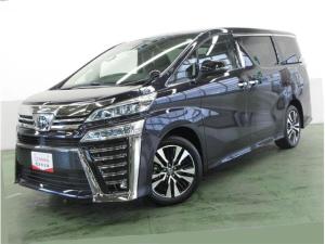トヨタ ヴェルファイア 2.5Z Gエディション 4WD バックカメラ 衝突被害軽減システム 両側電動スライド LEDヘッドランプ 乗車定員7人 3列シート フルエアロ 記録簿