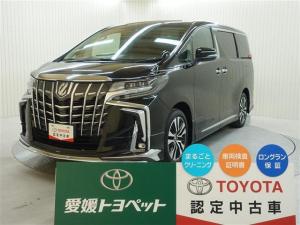 トヨタ アルファード 3.5SC