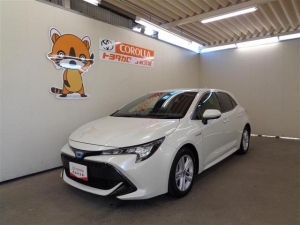 トヨタ カローラスポーツ ハイブリッドG