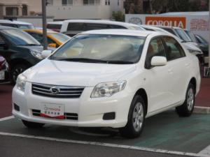 トヨタ カローラアクシオ X HIDセレクション ワンセグ メモリーナビ HIDヘッドライト ワンオーナー