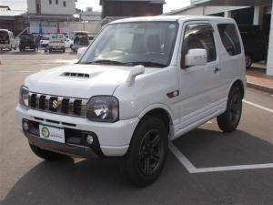 スズキ ジムニー ランドベンチャー 4WD フルセグ メモリーナビ DVD再生 バックカメラ ETC ワンオーナー