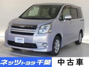 トヨタ ノア S Gエディション ワンセグ HDDナビ バックカメラ ETC 両側電動スライド