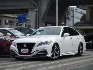 トヨタ クラウンハイブリッド RSアドバンス