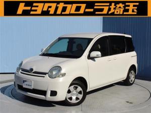 トヨタ シエンタ X ワンオーナー CDステレオ ETC ワイヤレスキー 両側スライドドア 乗車定員7人