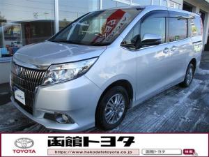 トヨタ エスクァイア Xi 4WD 電動スライドドア 乗車定員8人 3列シート ワンオーナー アイドリングストップ