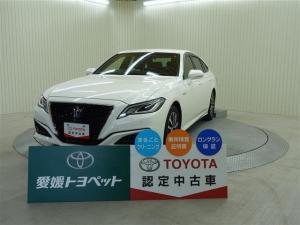 トヨタ クラウンハイブリッド S Cパッケージ