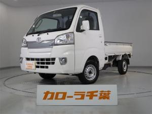 トヨタ ピクシストラック エクストラ 保証付(1年間走行距離無制限保証) 2WD CD キーレスエントリー