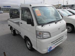 トヨタ ピクシストラック スペシャルエアコン・パワステバージョン 記録簿