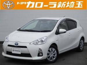 トヨタ アクア S ワンセグ HDDナビ ETC