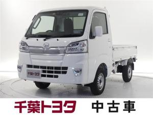 ダイハツ ハイゼットトラック エクストラSAIIIt キーレスエントリー パワーウィンド 4WD パワステ エアコン ABS LEDヘッドランプ