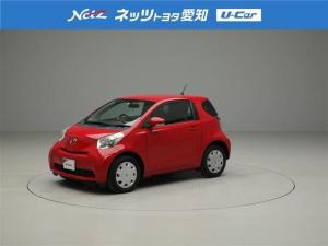 トヨタ iQ 100X リモコンキー CDチューナー ABS カーテンエアバッグ ワンオーナー車 パワーウィンドウ マニュアルエアコン