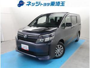 トヨタ ヴォクシー X 純正SDナビ サポカー バックモニター ETC ドライブレコーダー