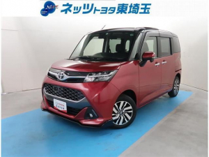 トヨタ タンク カスタムG S SDナビ Bluetooth バックカメラ ETC LEDヘッドランプ ドラレコ