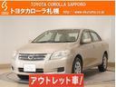 トヨタ/カローラアクシオ X