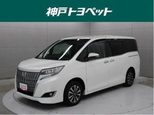 トヨタ エスクァイア Gi SDナビ フルセグ DVD再生 シートヒーター 両側電動スライドドア アイドリングストップ LEDヘッドライト TSS-C ワンオーナー