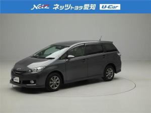 トヨタ ウィッシュ 1.8G ETC 4WD Bカメラ スマートキー フルセグ メモリーナビ