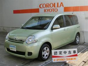 トヨタ シエンタ X ETC 乗車定員7人 ワンオーナー