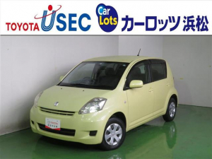 トヨタ パッソ X アドバンスドエディション キーレス ABS CD キセノン パワーウインドウ