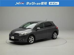 トヨタ オーリス 150X Sパッケージ スマートキー HDDナビ ETC HID キーレス フルセグ CD アルミ ナビTV AAC