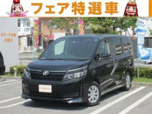 トヨタ ヴォクシー X ワンセグ ミュージックプレイヤー接続可 バックカメラ ETC LEDヘッドランプ 乗車定員8人 3列シート