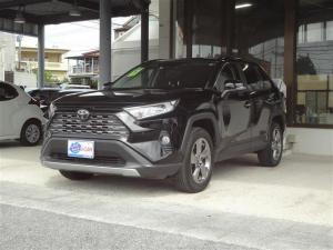 トヨタ RAV4 G 4WD フルセグ メモリーナビ DVD再生 バックカメラ 衝突被害軽減システム ETC ドラレコ LEDヘッドランプ ワンオーナー 記録簿