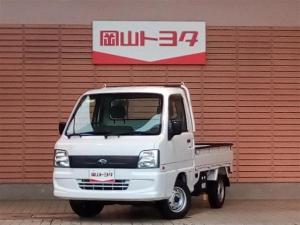 スバル サンバートラック TB 4WD マニュアルエアコン パワ-ステアリング 運転席エアバッグ