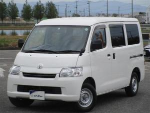 トヨタ タウンエースバン GL 4WD ナビ&TV ETC キーレス 盗難防止装置 乗車定員5人 ABS Wエアコン エアバッグ オートマ
