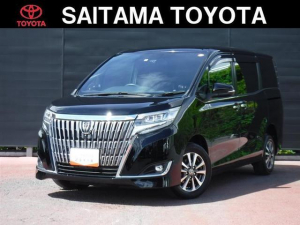 トヨタ エスクァイア Gi 合成皮革・LEDヘットライト・10インチナビ・後席ディスプレイ・ETC(2.0)・両側電動スライドドア・リヤエアコン・4WD