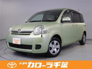 トヨタ シエンタ X 保証付(1年間走行距離無制限保証) CD キーレスエントリー 3列シート 電動格納ミラー 両側スライドドア