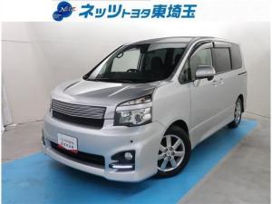 トヨタ ヴォクシー ZS 両側パワースライドドア フルセグ バックカメラ Bluetooth ワンオーナー