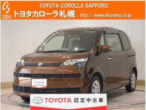 トヨタ スペイド X 寒冷地仕様 CD 横滑り防止装置 キーレスキー 左パワスラ オートエアコン ABS