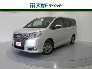 トヨタ エスクァイア Xi 電動スライドドア HIDヘッドライト 乗車定員8人 3列シート ワンオーナー 記録簿 アイドリングストップ