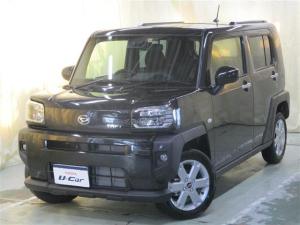 ダイハツ タフト G 4WD 衝突被害軽減システム LEDヘッドランプ アルミホイール スマートキー アイドリングストップ キーレス
