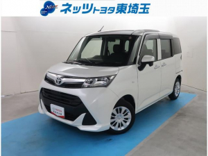 トヨタ タンク X ナビテレビ Bluetooth ETC パワースライドドア