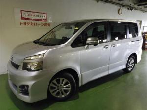 トヨタ ヴォクシー ZS ETC 両側電動スライド HIDヘッドライト 乗車定員8人