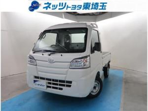 ダイハツ ハイゼットトラック ハイルーフSAIIIt 純正AM/FMチューナー サポカー LEDヘッドライト