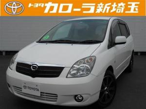 トヨタ カローラスパシオ X Gエディション ETC HIDヘッドライト 乗車定員7人 3列シート