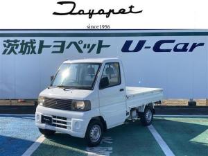三菱 ミニキャブトラック V 4WD 記録簿
