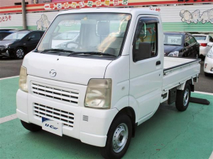 マツダ スクラムトラック KCスペシャル 4WD ETC