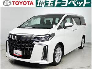 トヨタ アルファード 2.5S