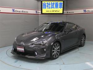 トヨタ 86 GT 元試乗車 フルセグ メモリーナビ DVD再生 バックカメラ ETC ドラレコ LEDヘッドランプ