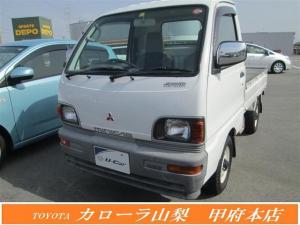 三菱 ミニキャブトラック VXスペシャルエディション 4WD