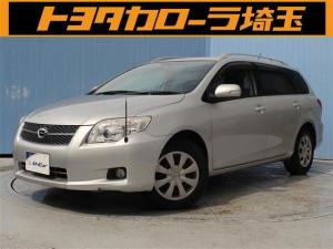 トヨタ カローラフィールダー 1.5X スペシャルエディション キーレス HID CD AAC