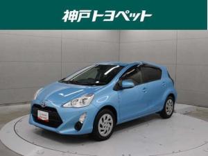 トヨタ アクア S SDナビ ワンセグ ETC スマートキー