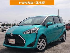 トヨタ シエンタ X ミュージックプレイヤー接続可 ETC 乗車定員7人 3列シート