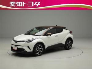 トヨタ C-HR G モード ブルーノ